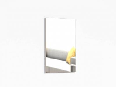 Зеркало настенное Крокус ПР-ШН-1-1 600х20х1000 Ясень шимо светлый