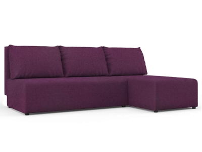 Угловой диван Алиса Bahama violet кат. 2