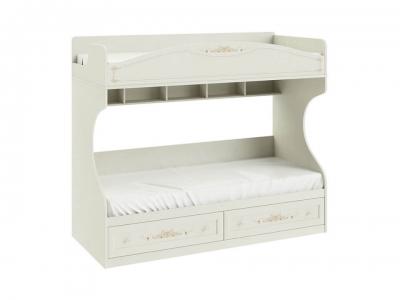 Двухъярусная кровать Лючия ТД-235.11.01 Штрихлак