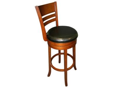 Барный крутящийся стул Лого LMU-9393 шоколад
