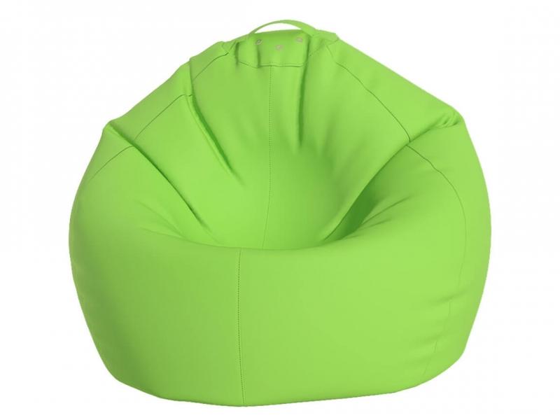 Кресло-мешок Малыш нейлон салатовый