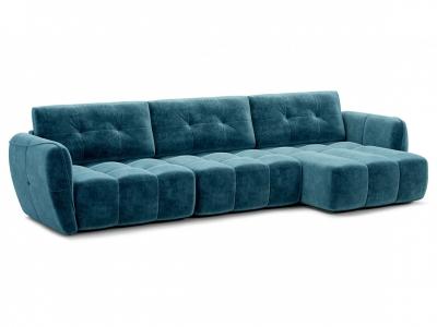 Угловой диван Треви-4 Kengoo/teal
