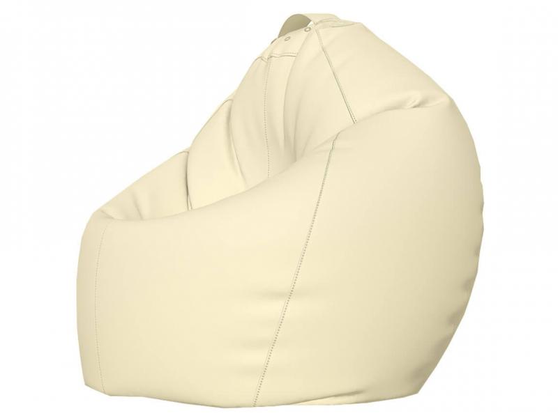 Кресло-мешок XXL нейлон белый
